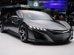 Acura NSX Hybrid Supercar Pre-Order Books Open... In UK