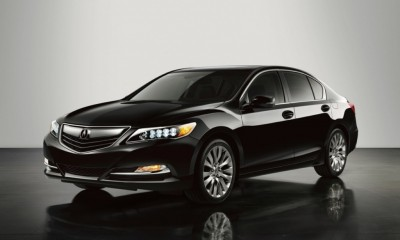 2014 Acura RLX Photos