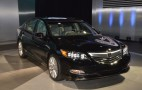2014 Acura RLX Live Photos: 2012 Los Angeles Auto Show