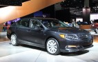 Acura RLX Sport Hybrid SH-AWD Preview And Live Photos: 377 HP With Four-Cylinder Economy