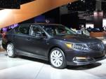 2014 Acura RLX Sport Hybrid SH-AWD, 2013 Los Angeles Auto Show