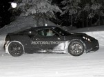 2014 Alfa Romeo 4C spy shots