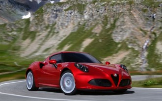 Alfa Romeo 4C Delayed, Won't Arrive In The U.S. Until Mid-2014