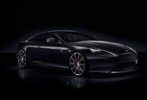 2015 Aston Martin DB9 Carbon Black