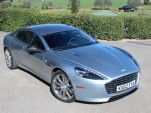 2014 Aston Martin Rapide S  -  First Drive, March 2013
