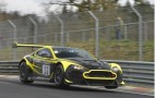 Aston Martin Prepares For 2014 Nürburgring 24 Hours