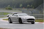 2014 Aston Martin Vanquish Volante spy shots