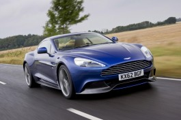 2014 Aston Martin Vanquish