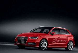 Audi A3 e-tron Plug-In Hybrid To Appear At Geneva Show