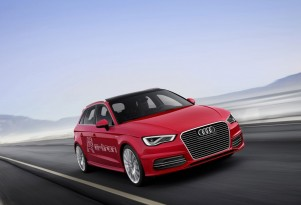 2014 Audi A3 e-tron plug-in hybrid