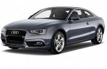 2014 Audi A5 2-door Coupe Man quattro 2.0T Premium Angular Front Exterior View