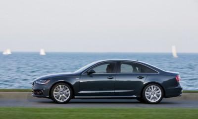 2014 Audi A6 Photos