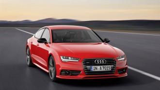 2014 Audi A7 3.0 TDI competition