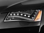 2014 Audi A8 L 4-door Sedan 4.0L Headlight