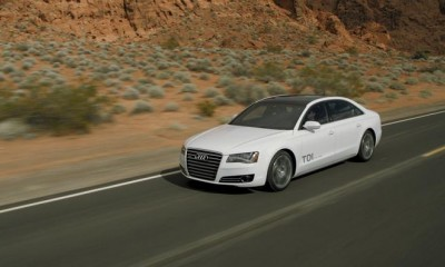 2014 Audi A8 Photos