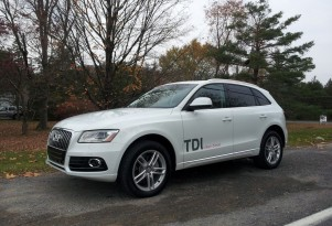 Audi, Porsche, VW 3.0-liter V-6 diesel fix rejected by California regulators