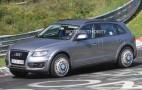 2014 Audi Q6 Spy Shots