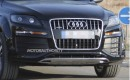 2014 Audi Q7 test mule spy shots