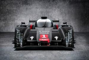 2014 Audi R18 e-tron quattro LMP1