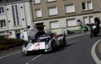 Audi R18 e-tron quattro Takes To The Streets In Its New Livery