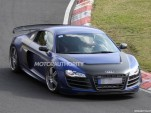 2014 Audi R8 GT Sport spy shots