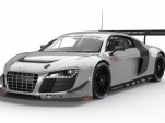 2014 Audi R8 LMS ultra race car