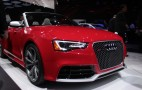 2014 Audi RS 5 Cabriolet Live At The 2013 Detroit Auto Show