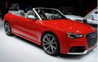 2014 Audi RS 5 Cabriolet Priced From $77,900