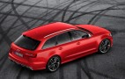 2014 Audi RS 6 Avant: Official Preview