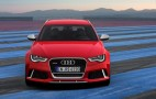 New Audi RS 6 Avant Plus Details Leaked
