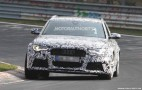 2014 Audi RS6 Avant Spy Shots