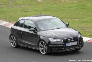 2014 Audi S1 spy shots