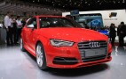 2014 Audi S3 Hatchback Live Photos: 2012 Paris Auto Show