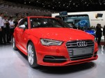 2014 Audi S3 hatchback, 2012 Paris Auto Show