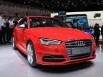 2014 Audi S3 hatchback, 2012 Paris Auto Show