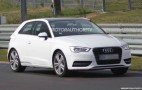 2014 Audi S3 Hatchback Spy Video
