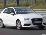 2014 Audi S3 Hatchback spy shots