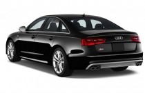 2014 Audi S6 4-door Sedan Prestige Angular Front Exterior View