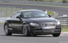 Audi Working On Lightweight Version Of Next-Gen TT