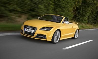 2014 Audi TT Photos