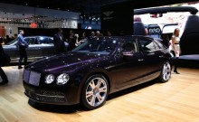 2014 Bentley Continental Flying Spur Photos