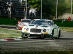 2014 Bentley Continental GT race car of Team M-Sport Bentley