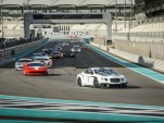 2014 Bentley Continental GT3 at the 2013 Gulf 12 Hours of Abu Dhabi