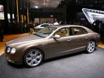 2014 Bentley Flying Spur, 2013 Geneva Motor Show