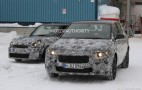 2013 BMW 1-Series Gran Turismo Spy Video