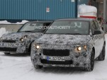2013 BMW 1-Series Gran Turismo spy shots