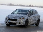 2014 BMW 1-Series GT ActiveHybrid Tourer spy shots
