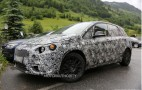 2014 BMW 1-Series GT ActiveHybrid Tourer Spy Shots (With Interior)