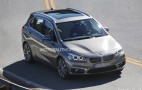 Front-Wheel-Drive BMW Revealed In New Spy Shots, Badged A 2-Series