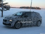 2014 BMW 2-Series ActiveHybrid Tourer spy shots